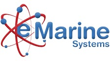 eMarine Systems logo and link